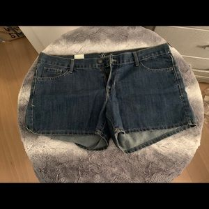Old Navy DIva, Jean shorts